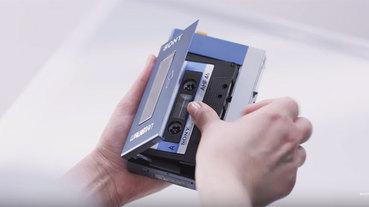 Sony Walkman 數位播放器 40 周年紀念 NW-A100TPS 復刻在台限量發售