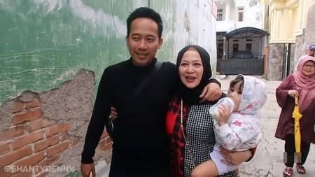 10 Potret Rumah Shanty Istri Denny Cagur Sebelum Tinggal ...