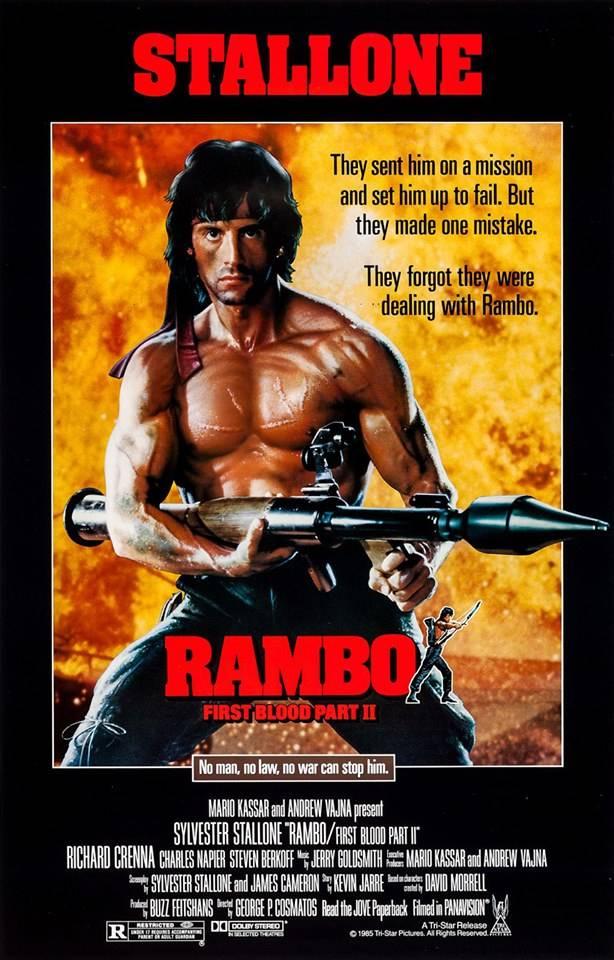 《第一滴血續集》(Rambo- First Blood Part II,1985) .jpg