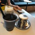 ブラックコーヒージェリーミルク - 実際訪問したユーザーが直接撮影して投稿した歌舞伎町ホテルBOOK AND BED TOKYO SHINJUKUの写真のメニュー情報