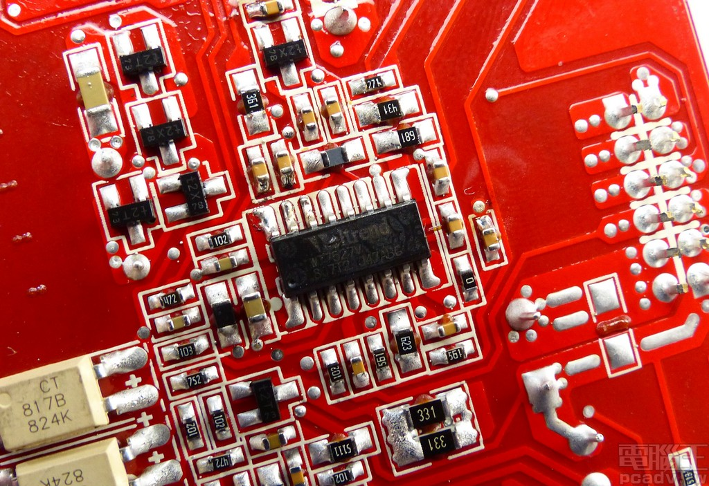 WT7527V 為電源供應器監控晶片