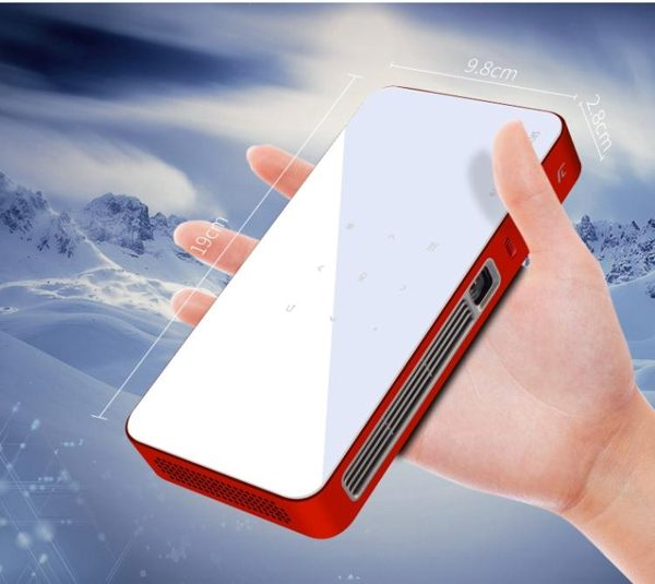 手機投影儀家用小型便攜式迷你微型高清4K激光1080P投墻上看電影家庭影院智慧一體宿舍學生電視