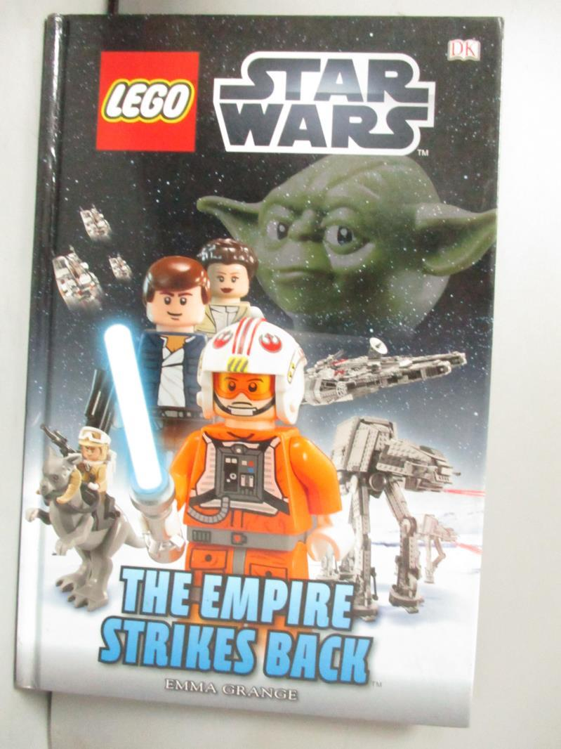 【書寶二手書T1/兒童文學_XEV】DK Readers: LEGO? Star Wars? The Empire Strikes Back_DK