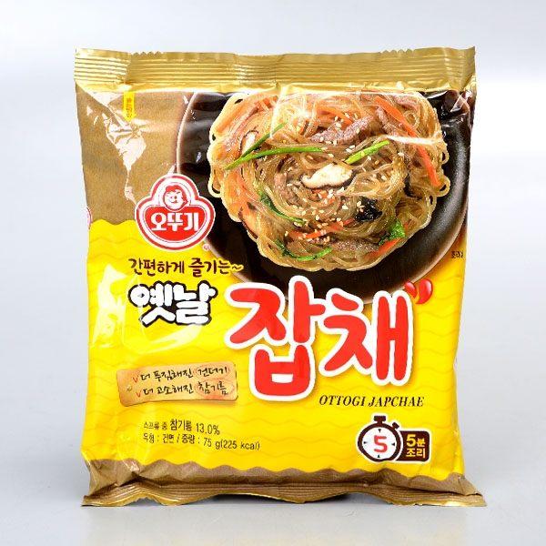 韓國不倒翁(OTTOGI)乾拌冬粉 73g