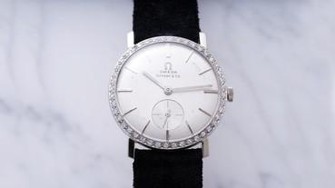 貓王的歐米茄腕錶 以創世界紀錄之一百五十萬瑞士法郎拍賣價成交