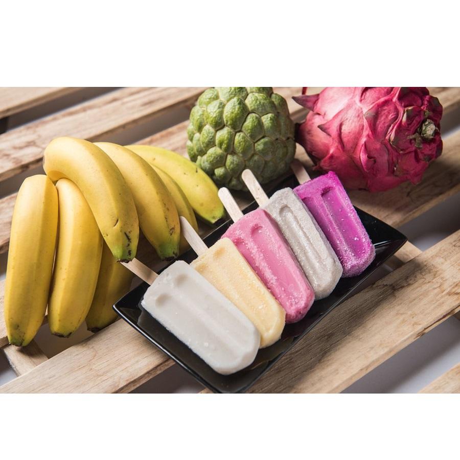 【台東地區農會】水果冰棒 (6支裝)*15盒,(共90支),免運,任選口味:洛神花、釋迦、百香果、香蕉牛奶、火龍果牛奶