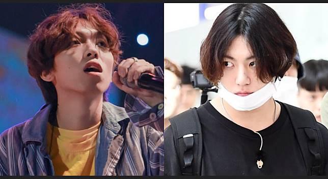 Terseret Gosip Pacaran Jungkook BTS, Rapper Hash Swan Dihujat Fans Jungkook
