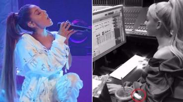 還在玩「電子雞」!小天后 Ariana Grande《最新穿搭》拿香奈兒「汽油桶」包包!超KUSO!