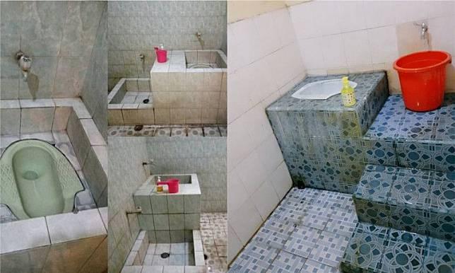 Design Toilet Unik Ini Bikin Netizen Melongo