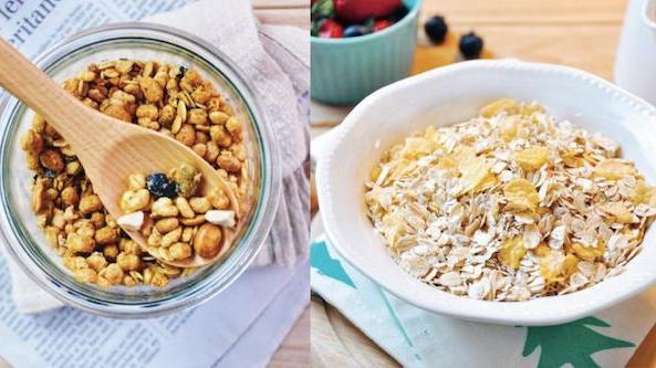 早餐吃得好,不如吃得巧!「低熱量麥片」不只健康,更不怕吃不飽