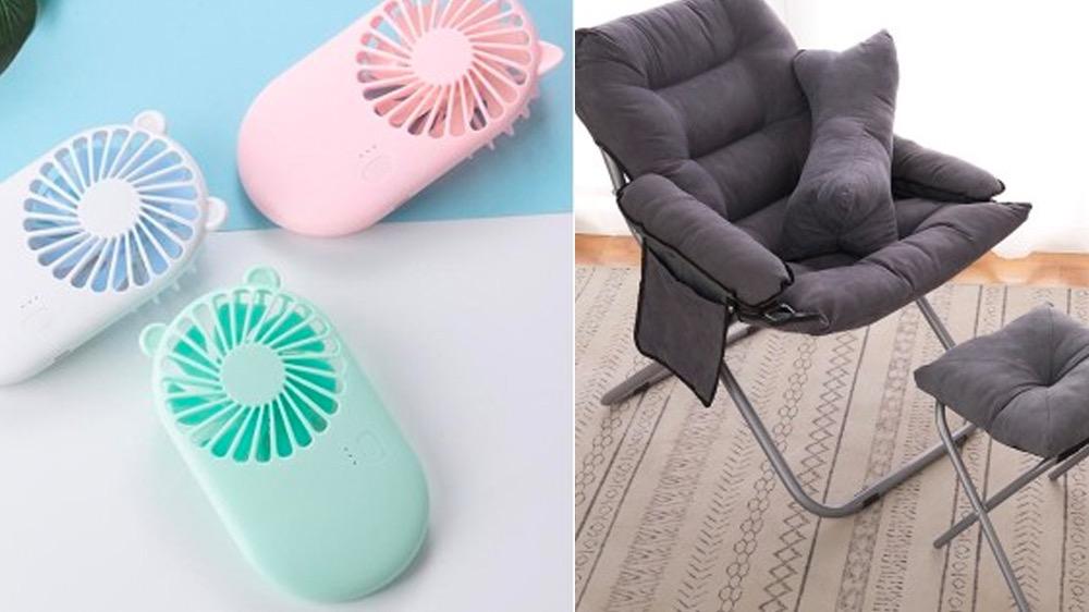 陪考要準備什麼?PTT推薦國考、會考陪考必備小物:摺椅、風扇