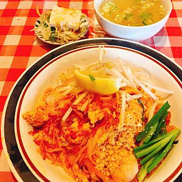 実際訪問したユーザーが直接撮影して投稿した西新宿タイ料理タイ国屋台食堂・西新宿ソイナナの写真