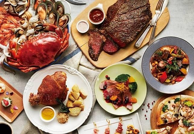 不限時、100多道美食!4家高CP值吃到飽餐廳讓你不飽不歸