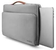 tomtoc | 職人必備 , 灰 適用13吋 Apple MacBook Pro Retina & MacBook Air|筆電包|保護套|