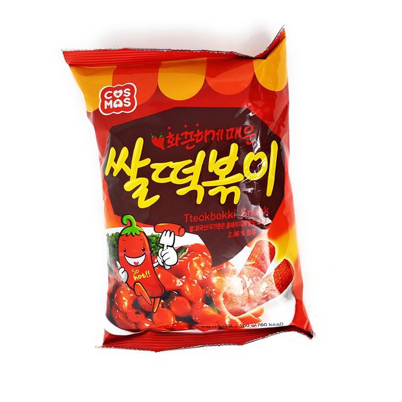 韓國COSMOS 辣炒年糕脆條 辣炒年糕餅乾 韓國零食 蝦皮24h