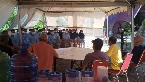 Kesehatan Bupati Parimo Membaik, Evaluasi Proses Belajar di Politeknik KP