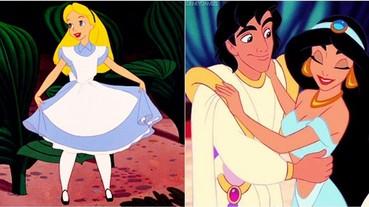 藍色裙子有什麼神奇魔力?原來迪士尼公主都穿著藍色衣服是這個原因……