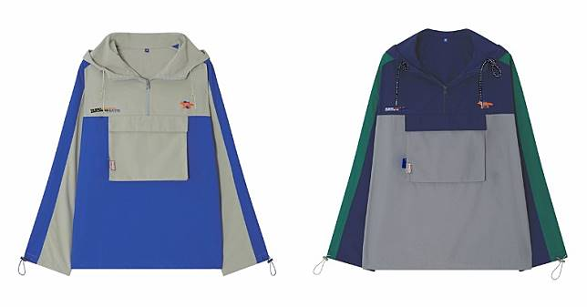 ADER ERROR x MAISON KITSUNE Jacket(互聯網)