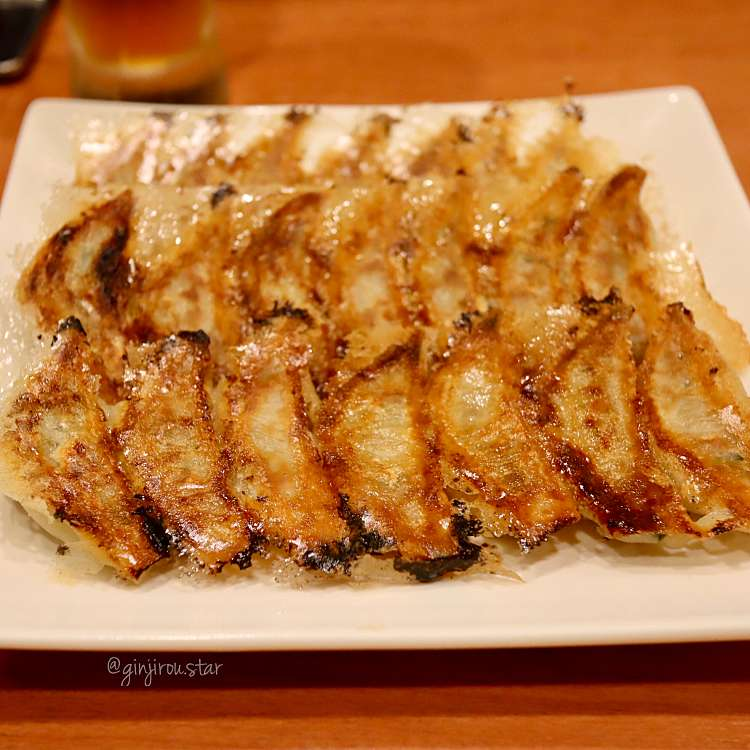 ぎんじろうさんが投稿した中瓦町餃子のお店餃子薫風/クンプウの写真