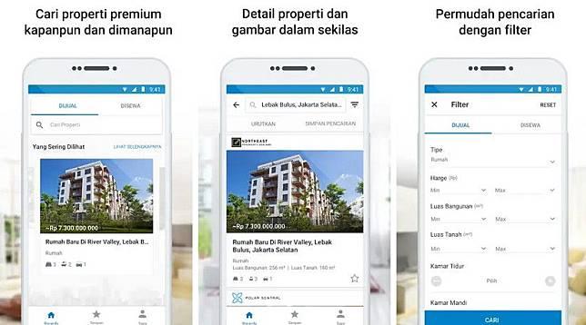 7 Aplikasi Jual Beli Rumah Terbaik Di Android 2018 Jalantikus Com Line Today
