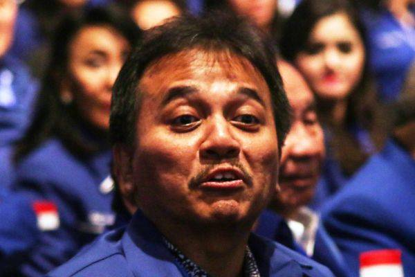 Mantan politisi Partai Demokrat dan Menpora Roy Suryo