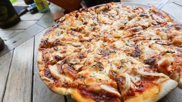 Rock Garden 恆春墾丁,沒預約吃不到的秘境手工披薩!