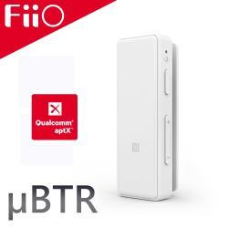 ◎內建高性能HiFi耳擴晶片/ 藍牙4.1 CSR8645晶片|◎支援aptX/SBC/AAC|◎支援一對二連接 多功能鍵/獨立音量調整型號:uBTR-WH種類:週邊配件週邊配件類別:藍牙接收器配戴方