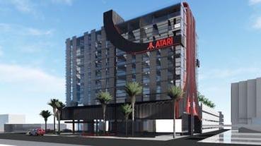 Atari 復活另一章:大開可以比電競的品牌飯店!
