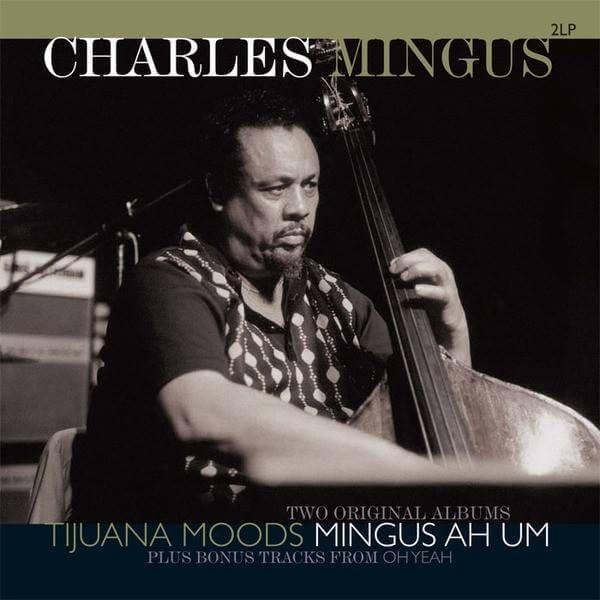 【停看聽音響唱片】【黑膠LP】查爾斯.明格斯:墨西哥情懷與明格斯,啊哈!雙經典專輯