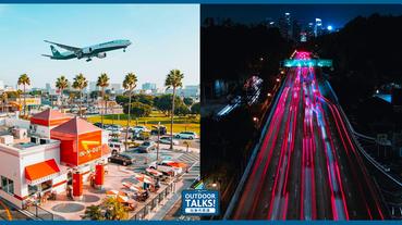 美國最酷的漢堡店抬頭就能看飛機 洛杉磯寶藏隱藏景點