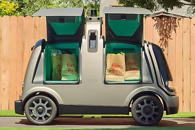 美國「達美樂」宣布與自動駕駛公司合作 用自駕車送披薩