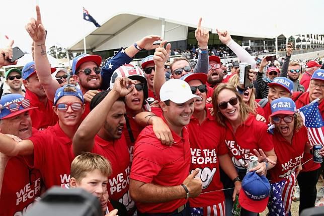 Presidents Cup: USA claims 11th title as International Team crumble on final day