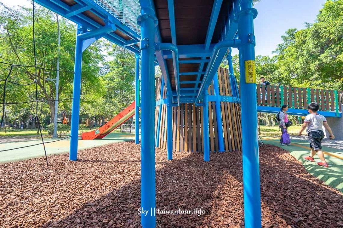 前港公園共融兒童遊戲場單桿2