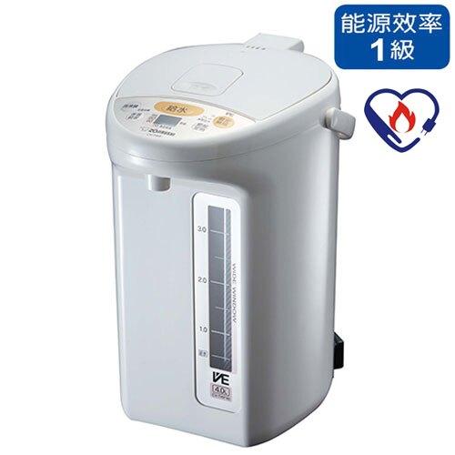 ZOJIRUSHI象印 4L VE真空保溫熱水瓶CV-TWF40【愛買】