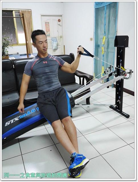 全能健身房Total Gym XLS減肥小鮮肉猛男羅禮士愛享客image045
