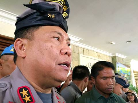 Polisi Jamin Keamanan Bali dari Teror saat Natal dan Tahun Baru