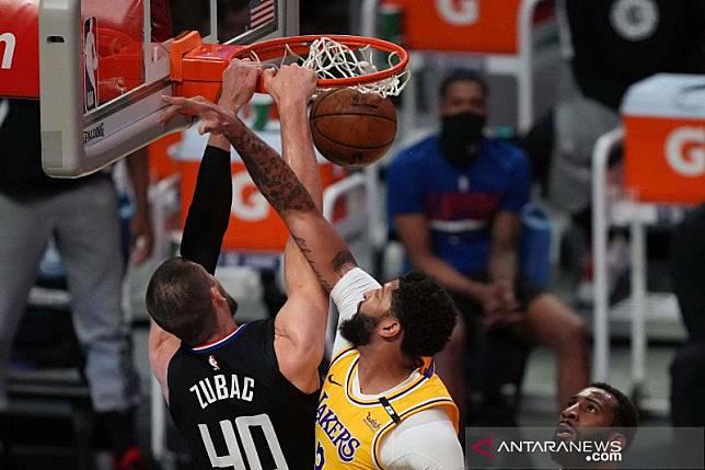 Clippers jadi raja Los Angeles usai bekuk Lakers