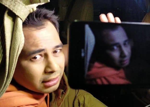 Sebelum Ditahan, Vicky Prasetyo Sempat Curhat ke Raffi Ahmad