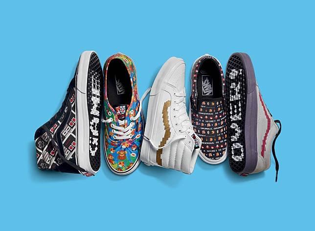 5 Sneakers Ini Terinpirasi dari Game 90an yang Ngehits Jaman Dulu 35c6679e91
