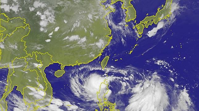 圖/翻攝自中央氣象局網站