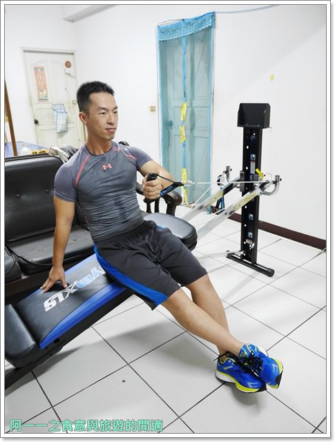 全能健身房Total Gym XLS減肥小鮮肉猛男羅禮士愛享客image038