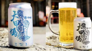 最接地氣的啤酒來了!臺虎聯名大甲鎮瀾宮推出「臺虎生啤酒(嗨) 大甲媽限定版」~限定2色包裝限量開賣!
