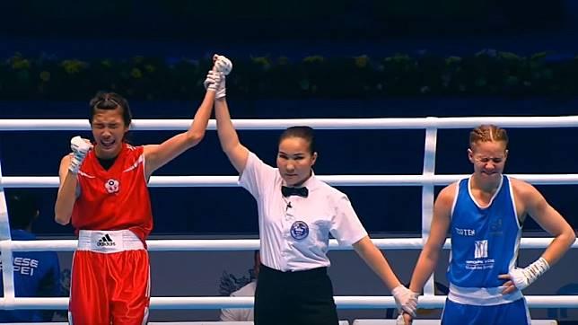 圖/翻攝自 AIBA Boxing youtube