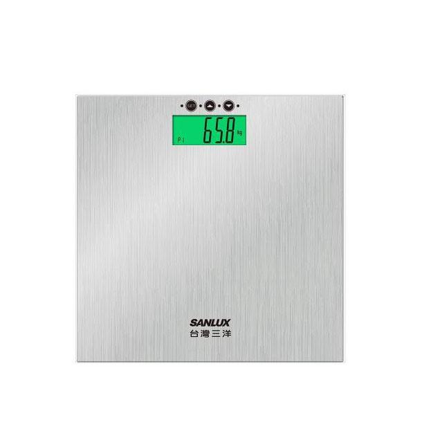 〔現貨〕台灣三洋SANLUX BMI 體重計 【指選好物】SYES-302數位體重計電子秤體重機