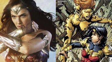 《神力女超人2》大反派確認!將會是漫畫中出現的這個女性角色