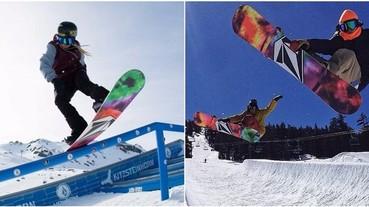 遊東京必去行程!直擊「雪地滑板」究竟有多好玩?
