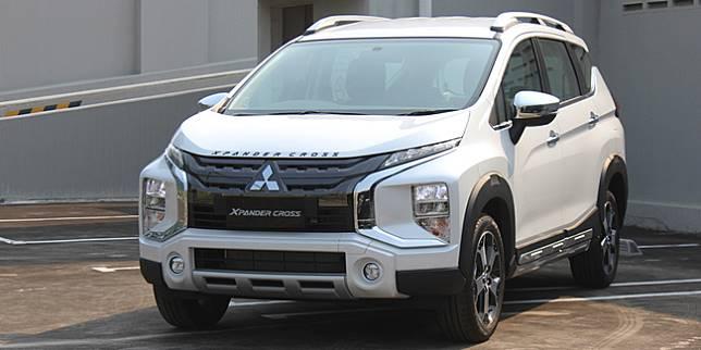Mitsubishi Xpander Cross (Otosia.com/ Nazar Ray)