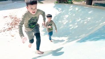 2020宜蘭/宜蘭親子景點:宜蘭中山國小超好玩,充滿溜滑梯的親子天堂,日月溜滑梯/大碗公溜滑梯/親子遊具/海盜船溜滑梯/火車溜滑梯,孩子們放電好地方。