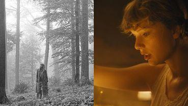 泰勒絲IG驚喜宣布將推出第八張專輯《Folklore》!16首新曲+新歌MV明日發布
