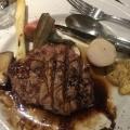 豚肩ロース肉のグリル - 実際訪問したユーザーが直接撮影して投稿した歌舞伎町イタリアントラットリア クイントの写真のメニュー情報